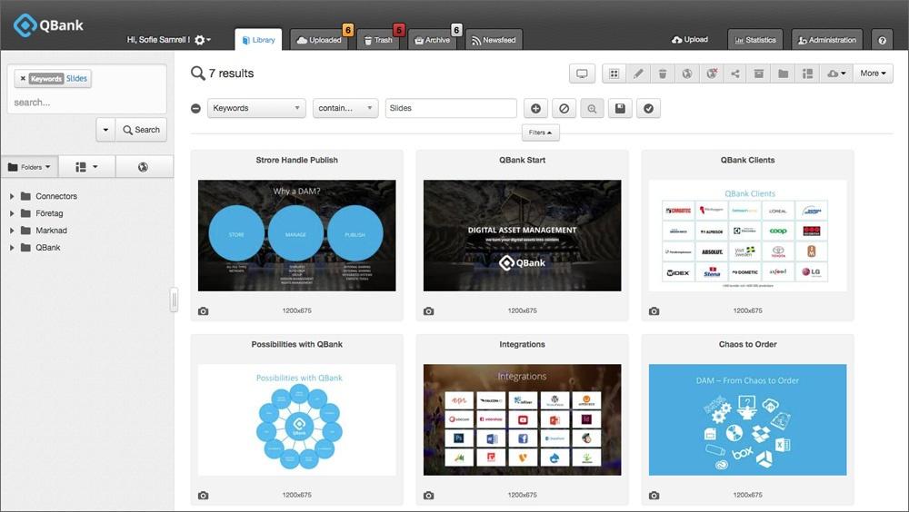 QBank Slide Builder
