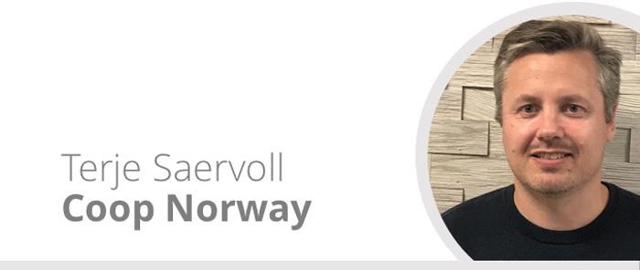 Terje Saervoll DAM Day  speaker