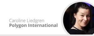 caroline Liedgren DAM Day speaker