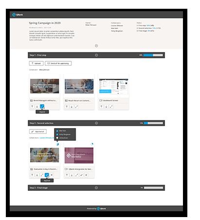 QBank Project Moodboard