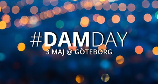 DAM Day Gothenburg