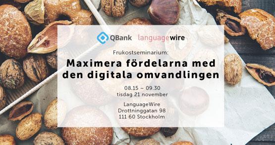Frukost LanguageWire
