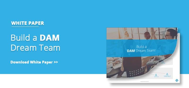 Build a QBank DAM Team