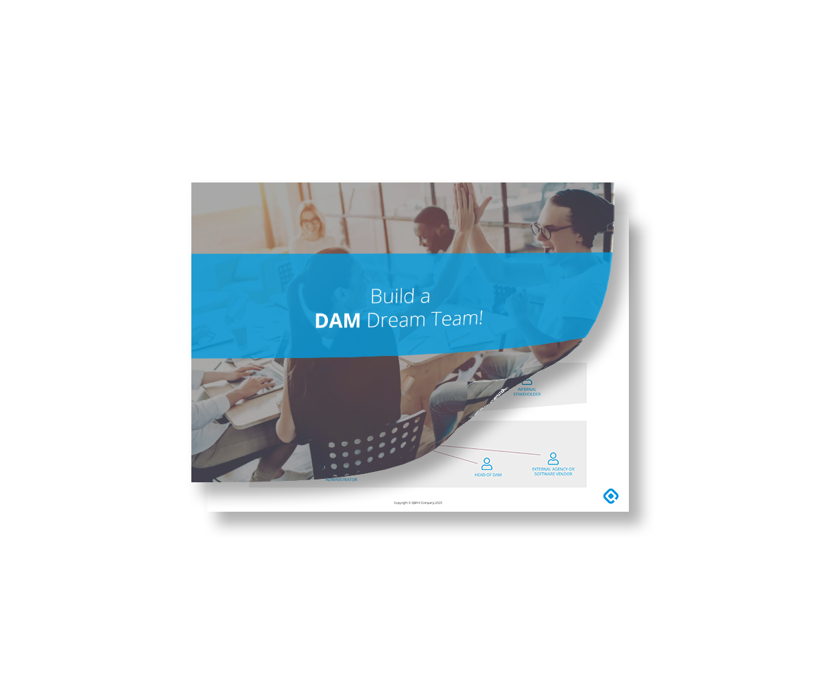 QBank Build DAM Dream Teams