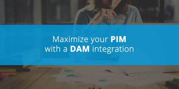 Maximize your PIM investment with DAM