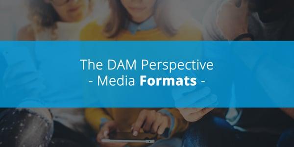 QBank Media Formats