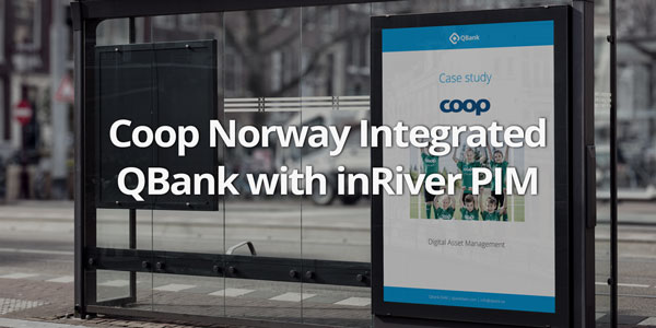 QBank integration for inRiver PIM