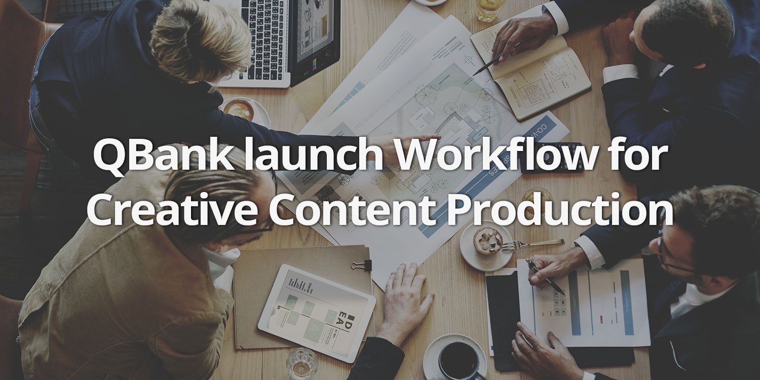 Meet the new feature QBank Creation Workflow.
