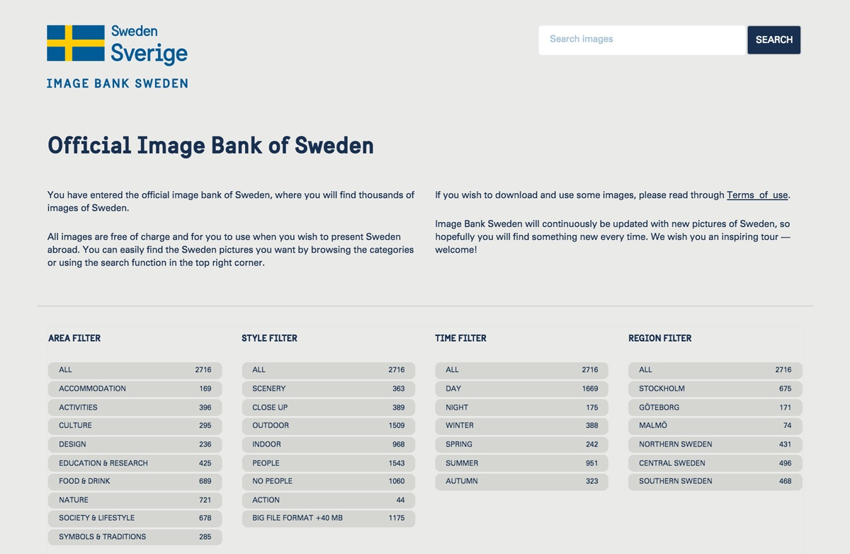 Image Bank Sweden