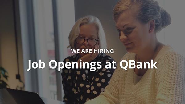 QBank Job Openings