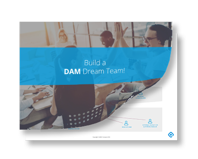 Build a DAM Dream Team